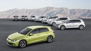 7 chiffres à propos de la Volkswagen Golf 8