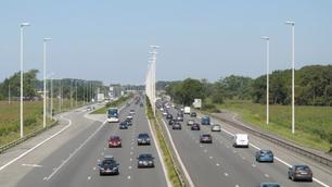 Nederland: 100 km/u goedgekeurd