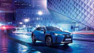 Lexus UX gaat elektrisch