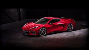 GM verliest geld met nieuwe Corvette