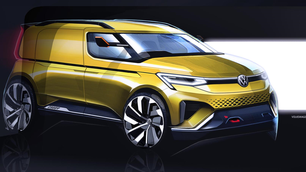 Volkswagen Caddy: nieuwe generatie kiest voor 'sportieve' stijl