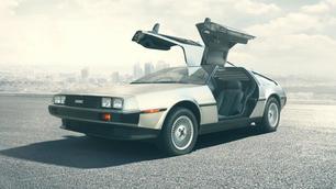 DeLorean keert in 2021 terug