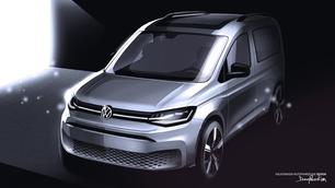 Volkswagen Caddy: nieuwe generatie wordt concreter