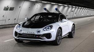 Alpine A110 SportsX: de Berlinette in SUV-modus!