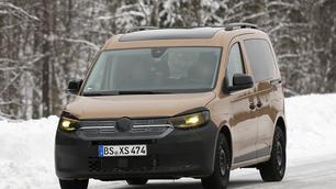 Scoop: wordt de volgende VW Caddy minder sexy dan op de schetsen?