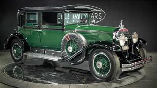 La Cadillac d'Al Capone est à vendre !