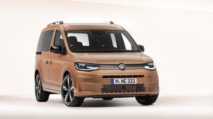 Officieel: Volkswagen Caddy, de nieuwe beste vriend van gezinnen