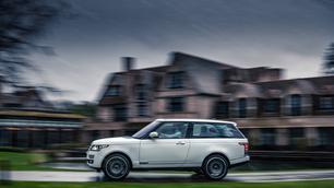 Niels Van Roij Design bouwt Range Rover Coupé
