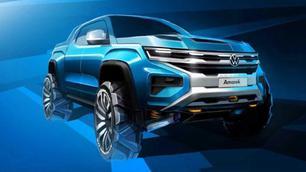 Volkswagen préfigure son futur Amarok