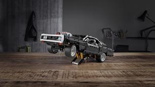 """Lego lanceert zijn Fast and Furious-collectie met de """"Dom's Charger"""""""