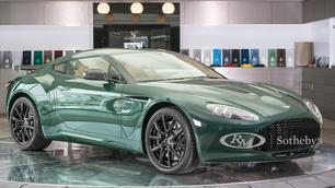 Extreem zeldzame Aston Martin V8 Zagato te koop