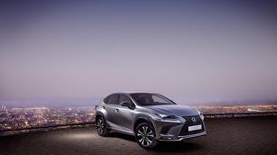 Lexus NX wordt plug-inhybride