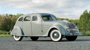 Geflopt model: Chrysler Airflow, revolutionair, maar te lelijk?