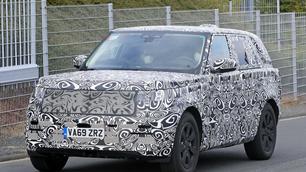 Scoop: 5de generatie van de Range Rover loopt warm