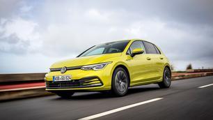 Volkswagen arrête les livraisons de la Golf 8