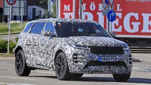 Scoop: deze Range Rover Evoque is een zevenzitter