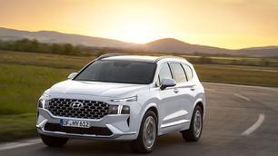 Officieel: Hyundai Santa Fe, steeds meer premium