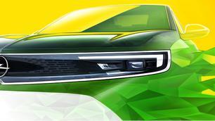 Le Mokka va étrenner le nouveau visage d'Opel