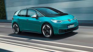 Volkswagen levert de ID.3 vanaf september