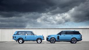 Range Rover Fifty: speciale verjaardagreeks