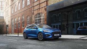 Ford Focus: 48 volt-hybride en digitaal instrumentenbord