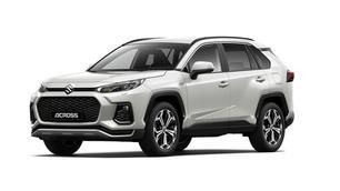 Officiel : Suzuki Across, l'opportuniste branché
