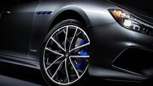 Maserati toont zijn allereerste hybride