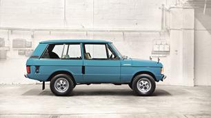 5 geheimen van de Range Rover