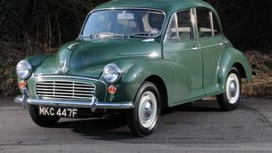 Vergeten model: Morris Minor, de Britse Kever?