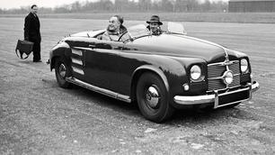 Vergeten concept: Rover JET1, eerste auto met straalmotor