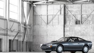 Geflopt model: Aston Martin V8 Zagato, het origineel
