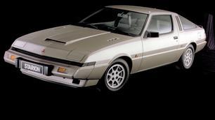 Vergeten model: Mitsubishi Starion, op veroveringstocht