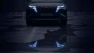 Hyundai Tucson: uitgesproken stijl