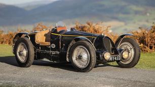 Bugatti van koning Leopold III verkocht voor meer dan 10 miljoen euro