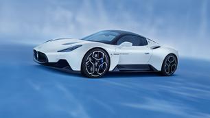 Officieel: Maserati MC20 zet koers naar de toekomst