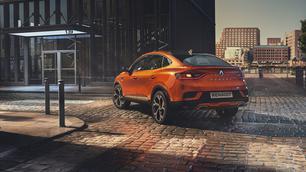 Renault Arkana : le SUV coupé arrive aussi en Europe !