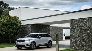 Range Rover Velar nu ook plug-inhybride