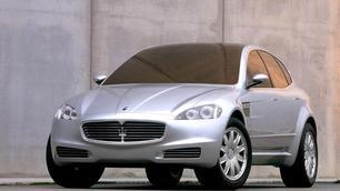 Vergeten concept: Maserati Kubang GT Wagon, vergeten voorloper