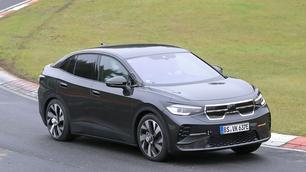 Scoop : La VW ID.4 sera déclinée en une version coupé !
