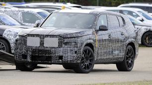 Scoop : BMW X8, le « super SUV coupé »