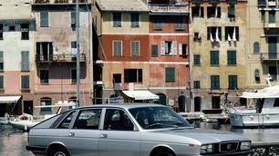 Vergeten model: Lancia Gamma, verdwenen berline