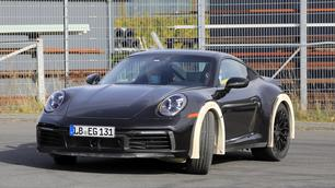Scoop : La Porsche 911 va-t-elle passer en mode «crossover» ?