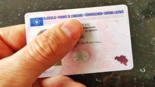Belgisch puntenrijbewijs voor binnenkort