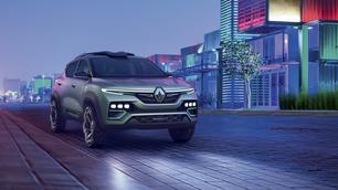 Renault Kiger: compacte SUV voor… Dacia?