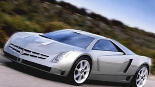 Concept oublié : Cadillac Cien, la Corvette XXL !
