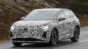 Scoop : Q4 e-tron, le SUV électrique « abordable » d'Audi