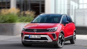 Opel Crossland: Mokka-inspiratie
