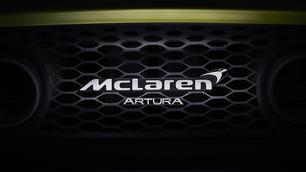 McLaren Artura: begin van een nieuw hybride tijdperk