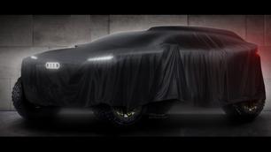 Audi werkt aan een nieuw elektrisch 'monster'