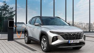 Hyundai Tucson: binnenkort ook plug-in
